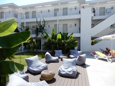 Nissi Park Sun Lounge Area