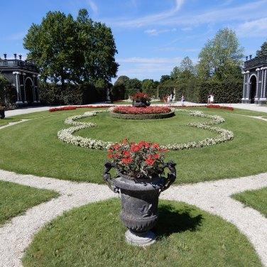 More Gardens at Schönbrunn Palace