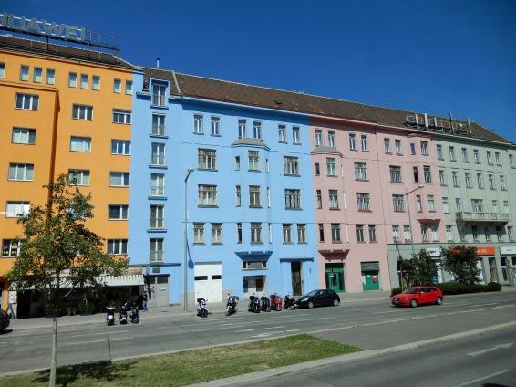 Euro Represent Buildings