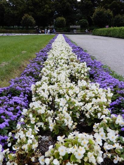 Munich Residenz Gardens