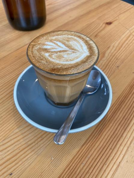 White Picket Fence - Macadamia Latte