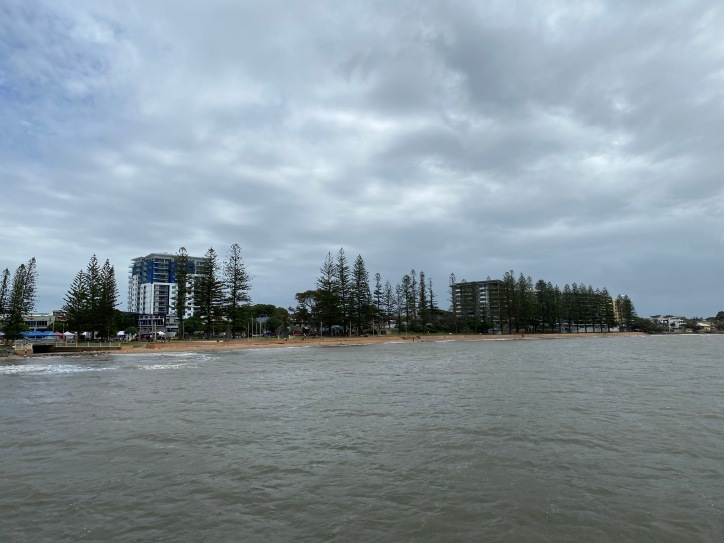 Beach Views from Redcliffe Jetty